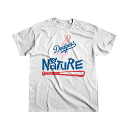 Dodgers by Nature Tee