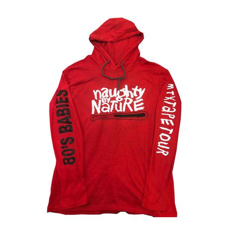 Naughty Mixtape Tour 2019 Hooded Tee