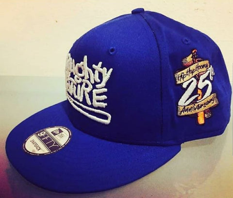 Naughty 3D New Era Snap Back Baseball Caps