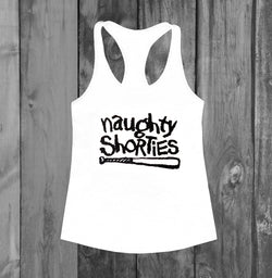 Naughty Shorties Tank Top