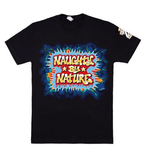 Naughty Wildstyle Tee