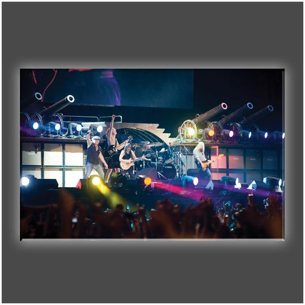 """Life on the Stage"" Stretched Canvas Print (Various Sizes)"