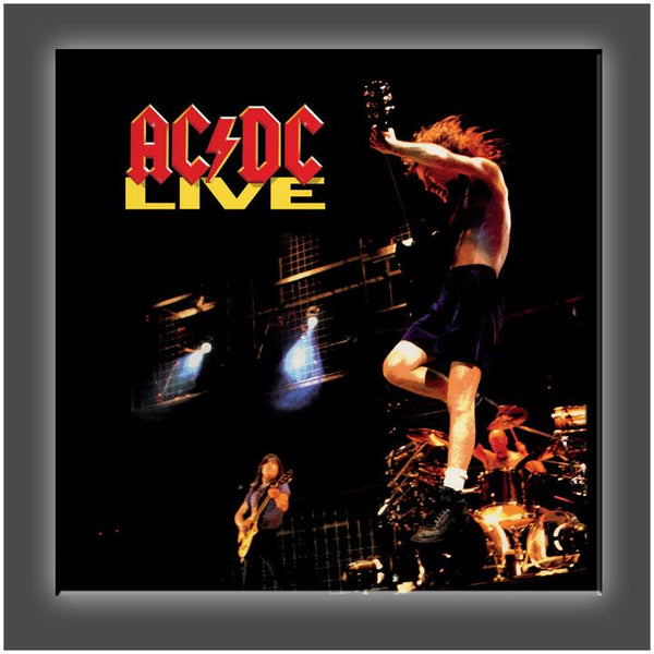 """AC/DC Live"" Stretched Canvas Print (Various Sizes)"