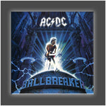 "Ball Breaker"" Stretched Canvas Print (Various Sizes)"