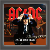 """Live at River Plate"" Stretched Canvas Print (Various Sizes)"