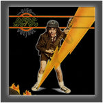 """High Voltage Strike"" Stretched Canvas Print (Various Sizes)"