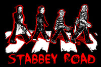 """Stabbey Road"" Poster BC109"