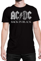 """Back In Black"" Men's Apparel BDAP017"