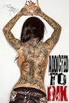 """Addicted To Ink"" Poster DB116"