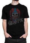 """Distressed Graffix"" T-Shirt BDA011"