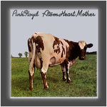 """Atom Heart Mother"" Stretched Canvas Print (Various Sizes)"