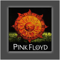 """Pink Floyd Watch"" Stretched Canvas Print (Various Sizes)"