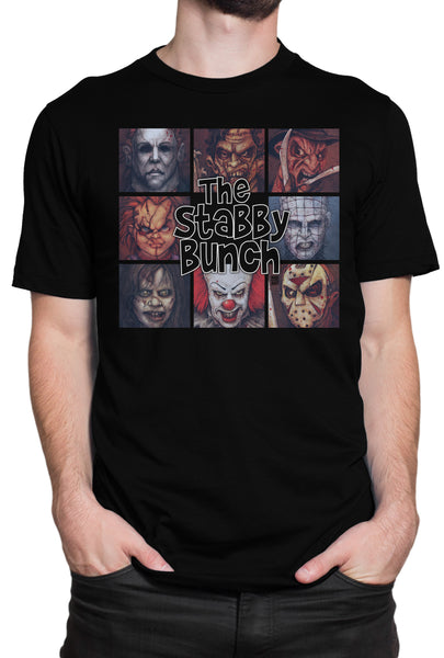 """Stabby Bunch"" T-Shirt BCA28"