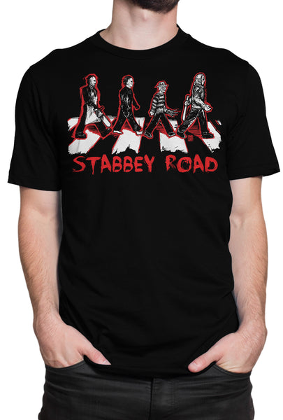 """Stabbey Road"" T-shirt BCA18"