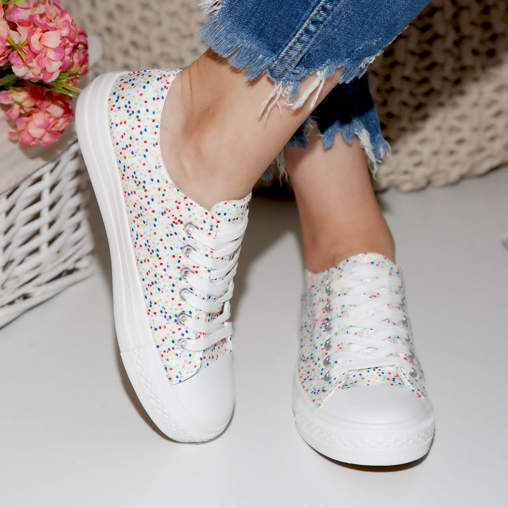 Tenisi dama Dotty - White