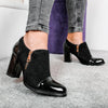 Botine dama Laney - Black