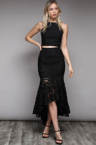 DO and BE LACE MERMAID SKIRT
