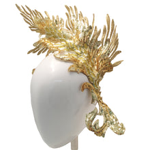 Devana Gold Headdress