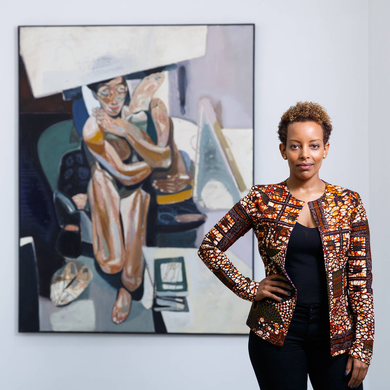 How To Collect Art with Rakeb Sile Co-Founder Addis Fine Art