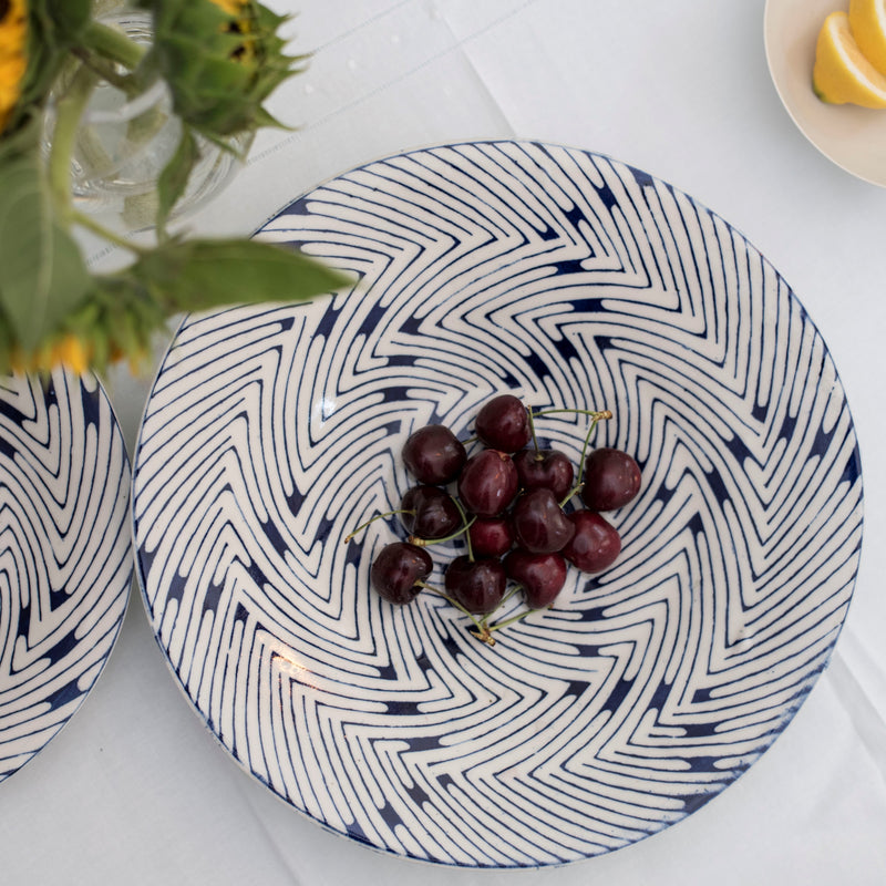 Binga Serving Platter - Medium 12""