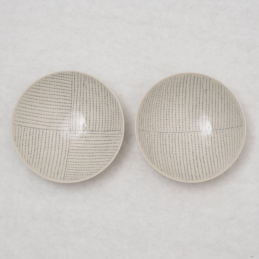 Harare Ceramic Bowl - 2 Set