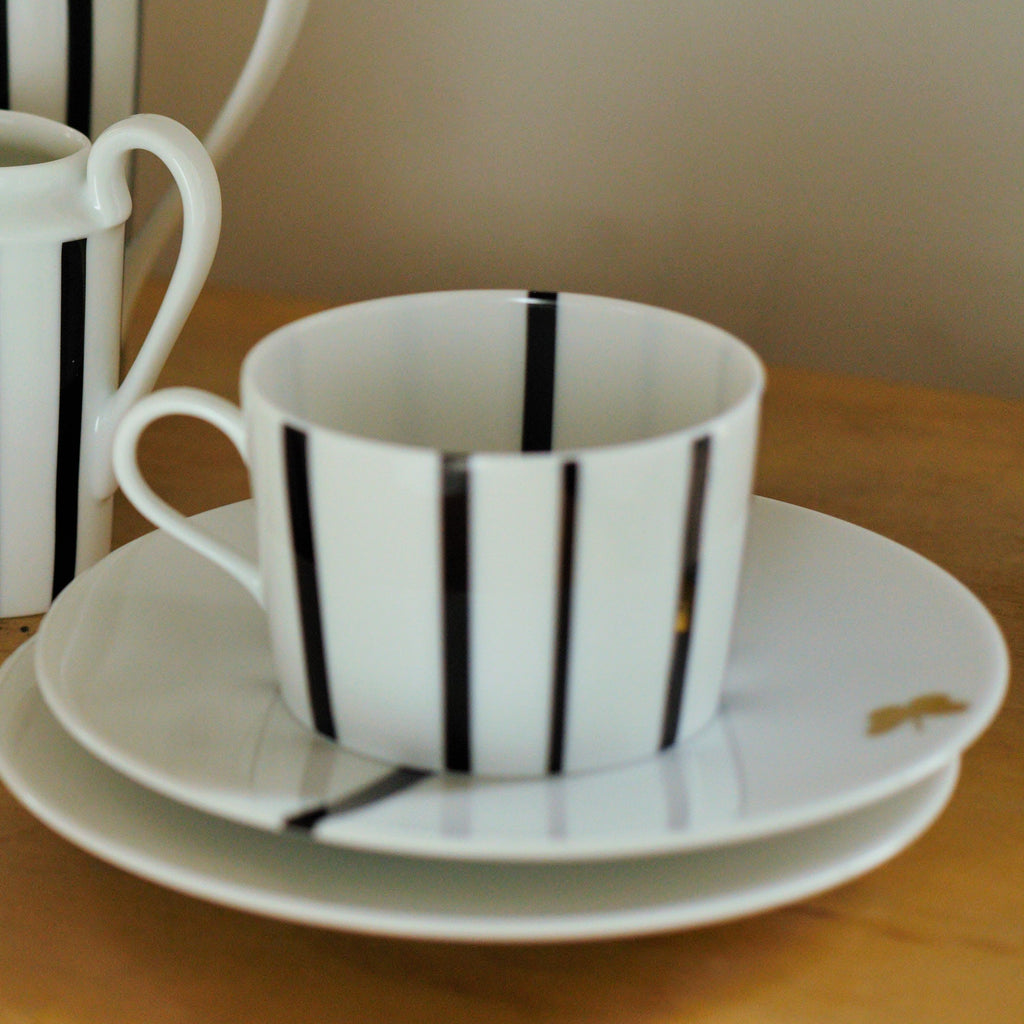 Nguka Tea Cup and Saucer - 2 Set