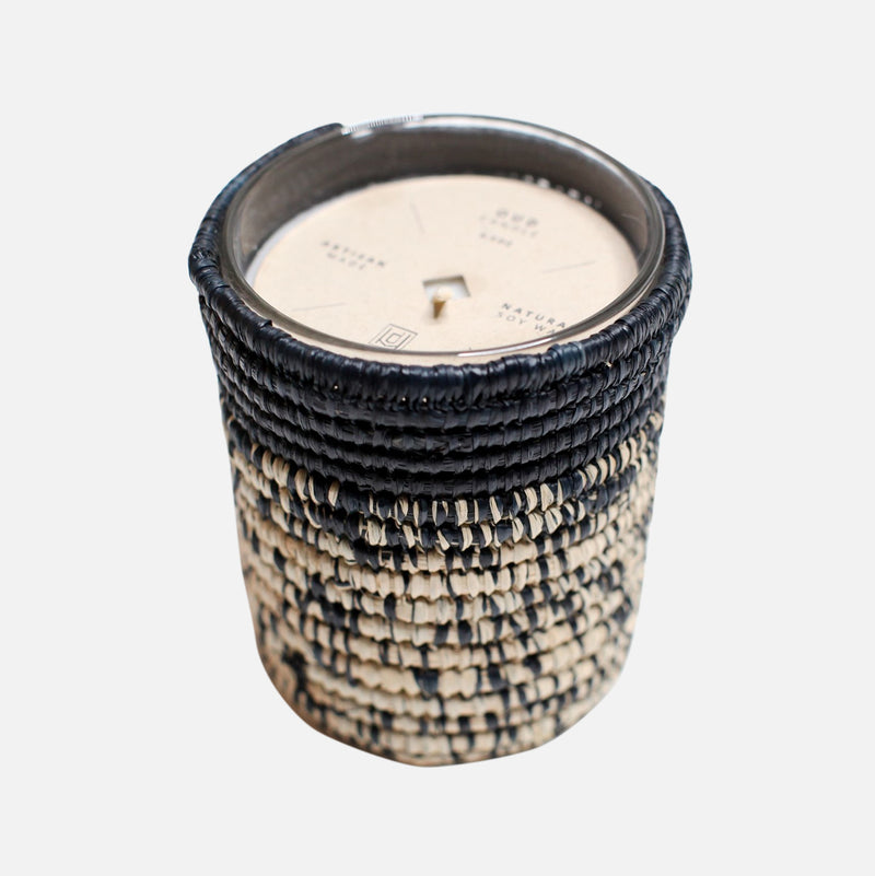 Moroccan Scented Candle - 2 Set Fig Tree, Oud