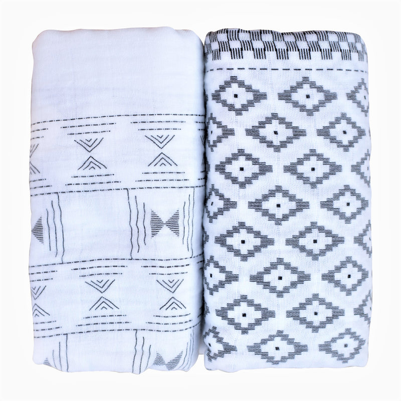 Nkyimu Organic Swaddle - Strength