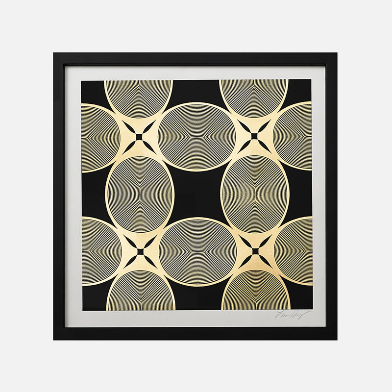 ROYAL-PALM-REPEAT-BLACK-GOLD-PRINT-FRAMED