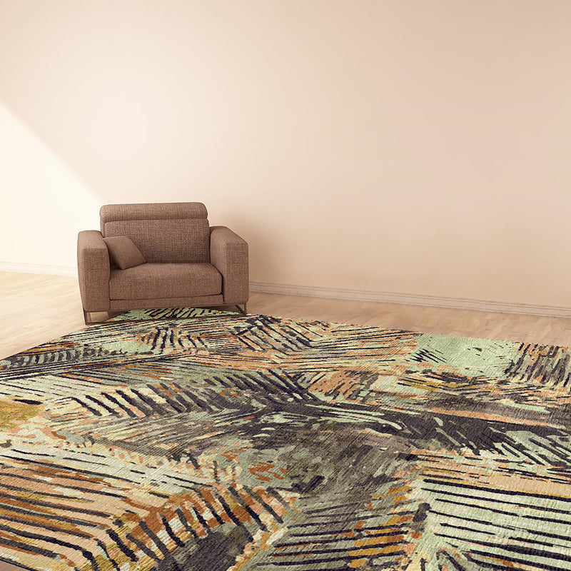 SCRAFITTO-GOLD-CARPET-6X9-WOOL-AND-SILK-AREA-RUG