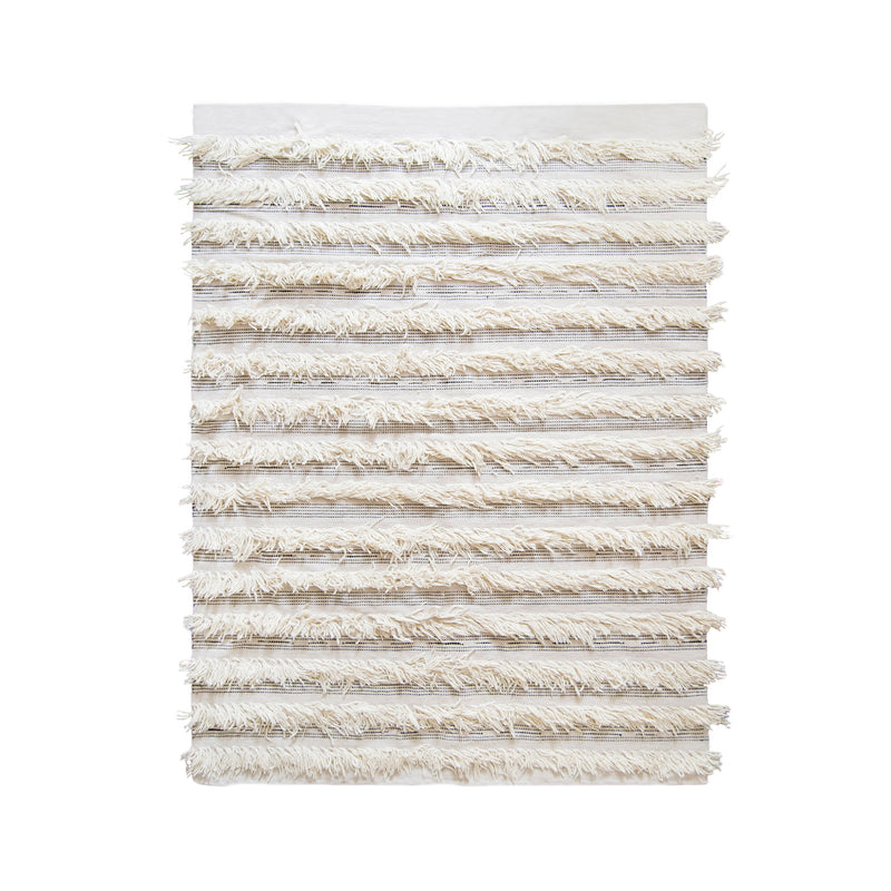 WHITE-FRINGE-RUG-WOOL-HOME-DECOR