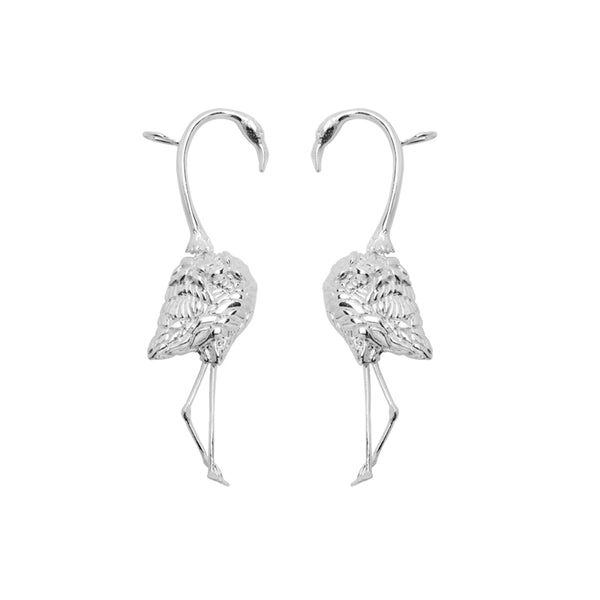Ear Cuff Flamingo