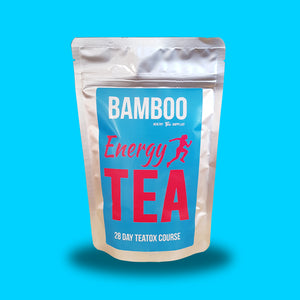BamBoo Energy Tea - 28 Day Course - BAMBOO