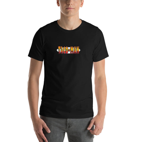 Taco-Man Short-Sleeve Unisex T-Shirt