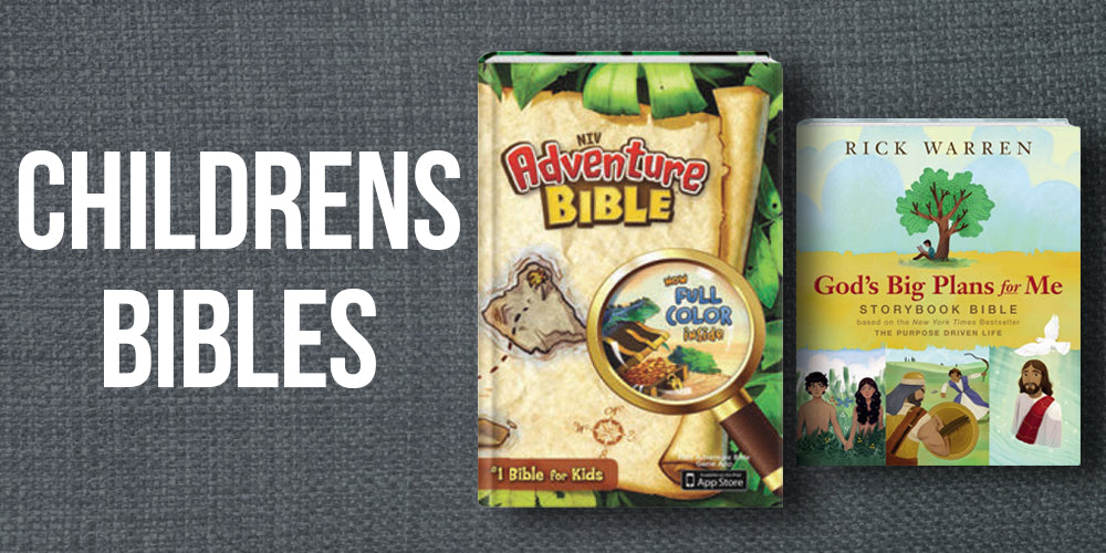 Childrens Bibles