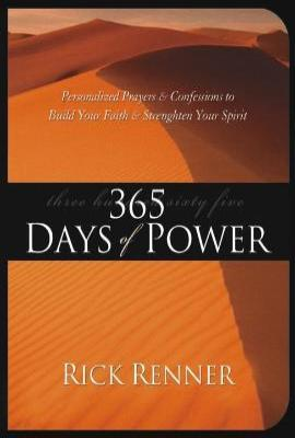 365 Days of Power Gift Edition: Personalized Prayers and Confessions to Build Your Faith and Strengthen Your Spirit