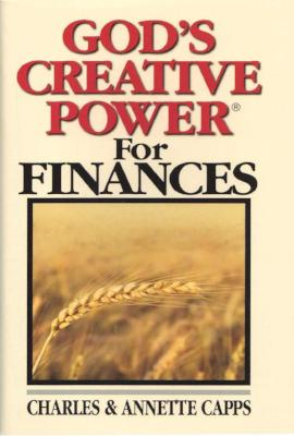 God's Creative Power for Finances