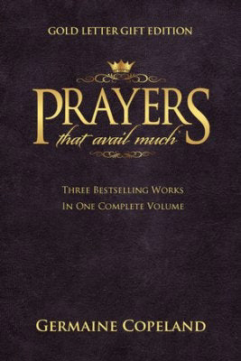 Prayers That Avail Much Gold Letter Gift Edition