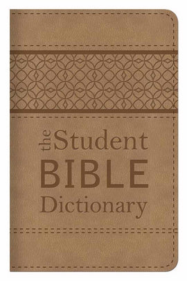 Student Bible Dictionary (Compact Edition)-DiCarta