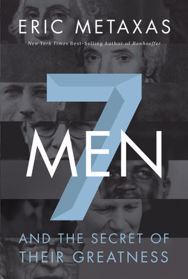 Seven Men-Softcover