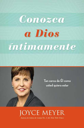 Span-Knowing God Intimately (Conozca a Dios Intimamente)