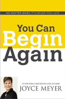 You Can Begin Again-Softcover