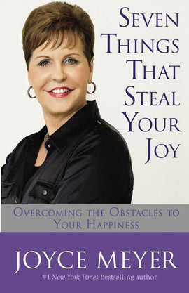 Seven Things That Steal Your Joy-Softcover