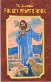 St. Joseph Pocket Prayer Book
