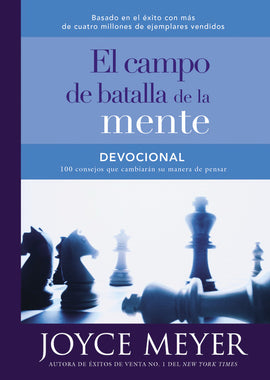 Span-Battlefield Of The Mind Devotional (Devocional El Campo De Batalla De La Mente)