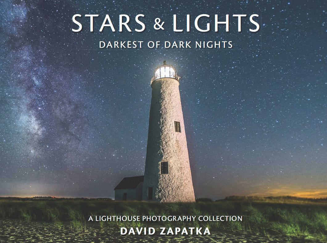 Stars & Lights: Darkest of Dark Nights Author Signed Softcover Copy