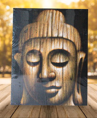 Buddha painting / Ori head budha painting  - 90 cm