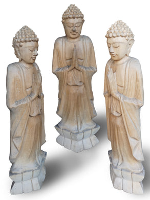 Buddha statue home accesories - 32 cm