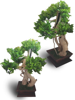 Home decoration bonsai shyntetic table accesories