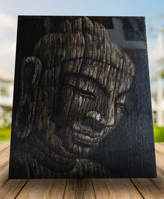 Buddha painting / Original canvas painting 120 cm